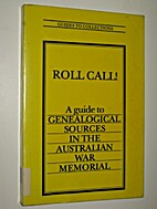 Roll call! : a guide to genealogical sources…
