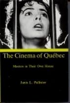 The cinema of Québec: Masters in…