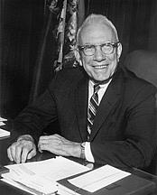 Author photo. George D. Aiken (1892-1984), U.S. Senate Historical Office