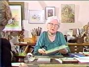 Author photo. Eulalie Banks, illustrator 1895-1999