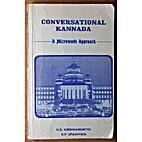 Coversational Kannada by U.P. Upadhyaya