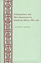 Ethiopianism and (Black) Afro - Americans in…