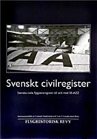 Svenskt civilregister: Svenska civila…