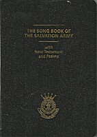 The Song Book of the Salvation Army with New…