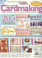 Complete Cardmaking Magazine, issue 2