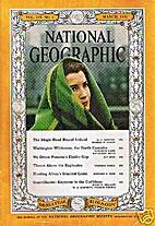 National Geographic Magazine 1961 v119 #3…