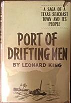 Port of drifting men by Leonard King