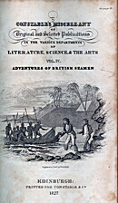 Adventures of British Seamen in the Southern…