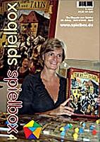 Spielbox 2/2010 by Matthias Hardel