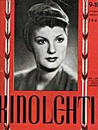 Kinolehti. 1943 Numero 09-10