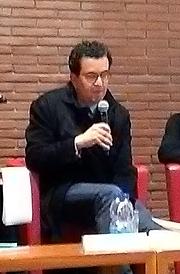 Author photo. Auditorium LC17 - Roma, 19 marzo 2017