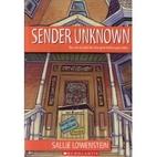 Sender Unknown by Sallie Lowenstein