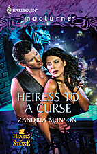 Heiress To A Curse by Zandria Munson: