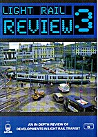 Light Rail Review 3 by Peter Fox