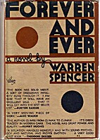 Forever and ever: a novel by Warren Spencer