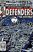Defenders (1972) #103 by J.M. DeMatteis
