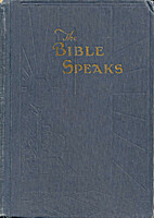 The Bible Speaks by w emmerson