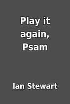 Play it again, Psam by Ian Stewart