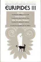 Euripides III: Hecuba, Andromache, The…