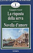 La risposta della serva - Novella d'amore by…