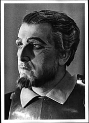 Author photo. Hans Hotter as Kommandanten in Richard Strauss' &quot;Ein Friedenstag&quot; / Photo © <a href=&quot;http://www.bildarchivaustria.at&quot;>ÖNB/Wien</a>