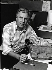 Author photo. Professor Walter Fairservis. From <a href=&quot;http://150.vassar.edu/histories/anthropology/index.html&quot; rel=&quot;nofollow&quot; target=&quot;_top&quot;>Vassar College</a>.