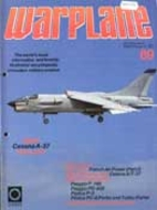 Warplane Volume 8 Issue 89 by Stan Morse