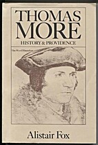Thomas More: History and Providence by…