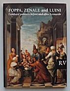 Foppa, Zenale and Luini : Lombard painters…