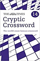 The Times Cryptic Crossword (Book 14) by…