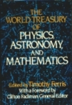 The World Treasury of Physics, Astronomy and…