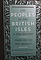 The Peoples of the British Isles: A New…