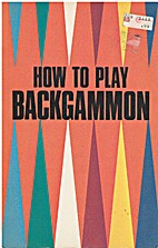 How To Play Backgammon 📚 by Millard…