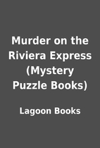 Murder on the Riviera Express (Mystery…