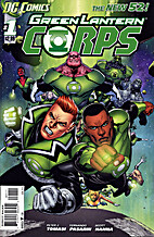 Green Lantern Corps (2011) #1 by Peter J.…