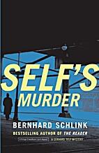 Self's Murder by Bernhard Schlink