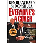 Everyone's A Coach by Shula Don &…