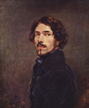 Author photo. Self-portrait, 1860 (Yorck Project)