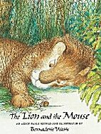 The Lion and the Mouse by Tess Fries