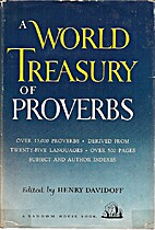 A world treasury of proverbs from…