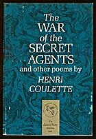 The War of the Secret Agents and Other Poems…