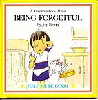 A Children's Book About Being Forgetful by…