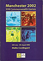 Manchester 2002 XVII Commonwealth Games -…