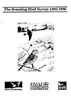 Breeding Bird Survey 1995-1996 report number…