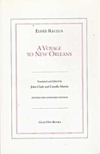 A Voyage to New Orleans by Elisee Reclus