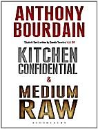 Tony Bourdain boxset by Anthony Bourdain