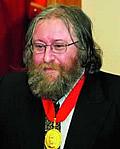 Author photo. Geoff Egan (1951-2010)