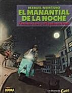 El manantial de la noche by Fernando Luna