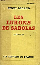 Les lurons de sabolas by Beraud Henri