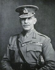 Author photo. Image from <b><i>The romance of escapes; studies of some historic flights with a personal commentary</i></b> (1917) by Tighe Hopkins